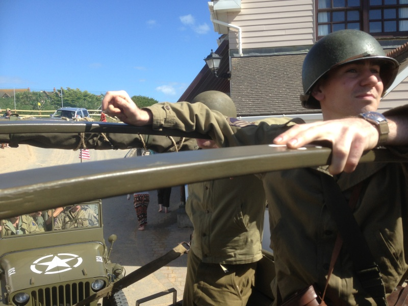 US Assault Training Centre 70th Anniversary - Woolacombe Bay Img_1628