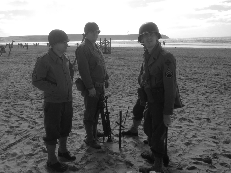 US Assault Training Centre 70th Anniversary - Woolacombe Bay Img_1716
