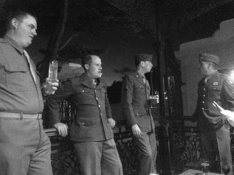 US Assault Training Centre 70th Anniversary - Woolacombe Bay Img_1725