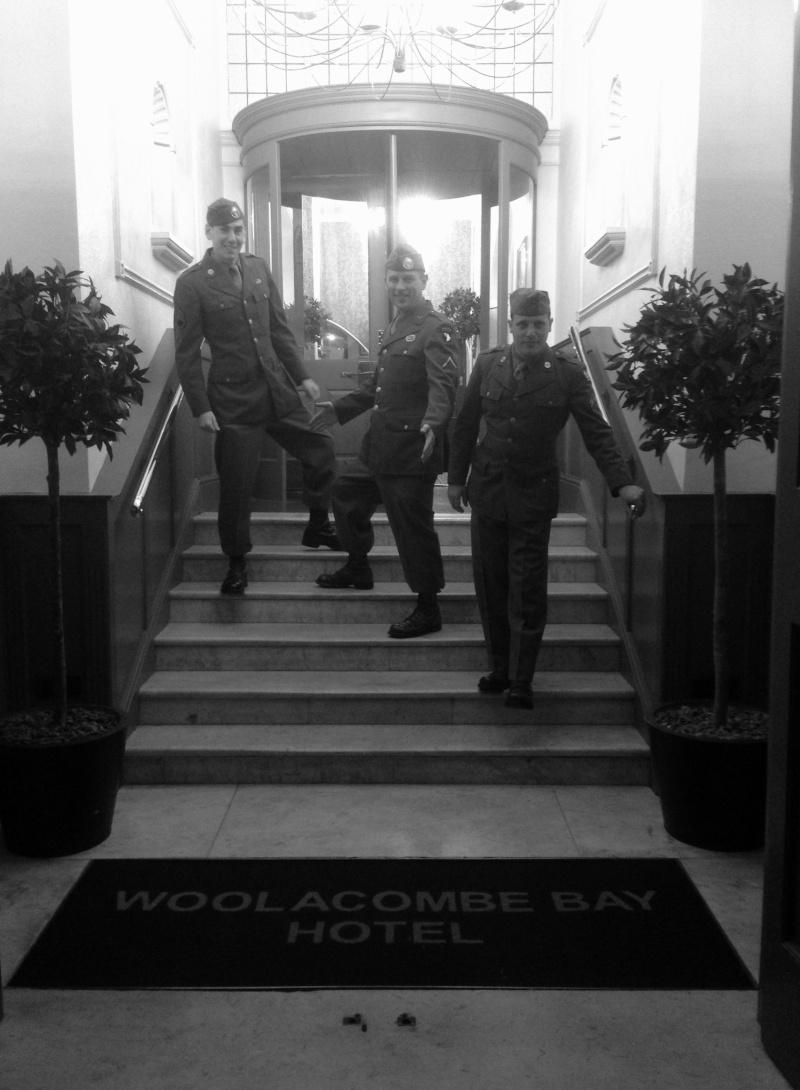 US Assault Training Centre 70th Anniversary - Woolacombe Bay Img_1730