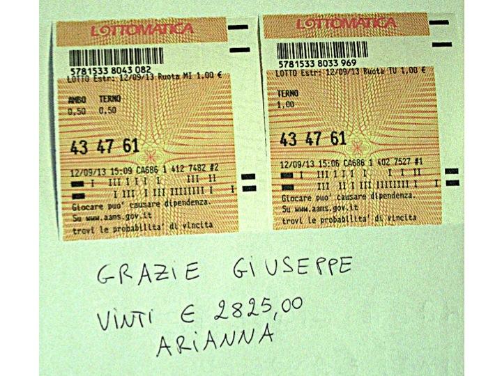 """GChiaramida - Metodo """"LA FENICE"""" versione TERNO SECCO! Diapos22"""