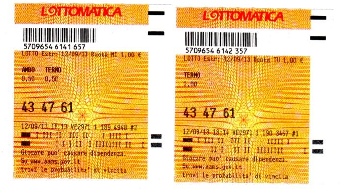 """GChiaramida - Metodo """"LA FENICE"""" versione TERNO SECCO! Michel10"""