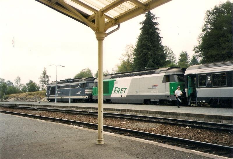 b-Pk 651,4/487,3 : Gare de Meymac (19) - Plan de la gare de Meymac Numari18