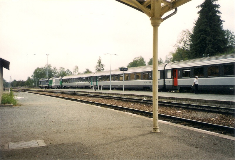 b-Pk 651,4/487,3 : Gare de Meymac (19) - Plan de la gare de Meymac Numari19