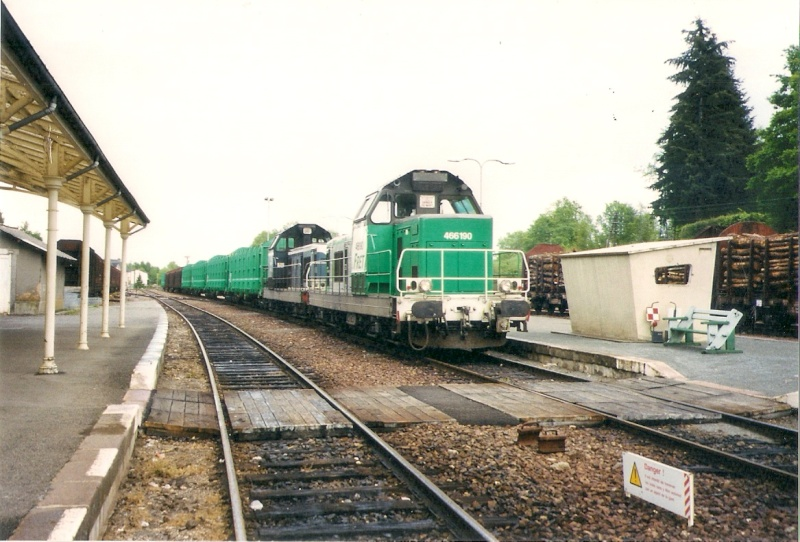 b-Pk 651,4/487,3 : Gare de Meymac (19) - Plan de la gare de Meymac Numari21