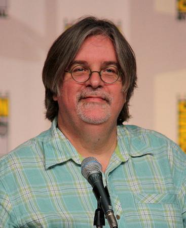 Biographie de Matt Groening 489px-11