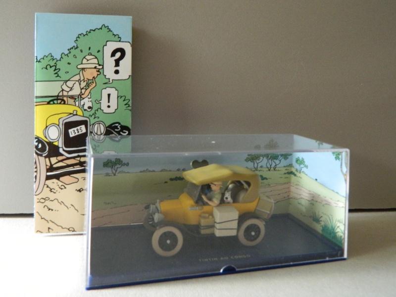 Ma Collection d'objets de Tintin Dscn5612