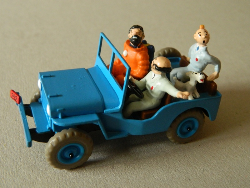 Ma Collection d'objets de Tintin Dscn5614