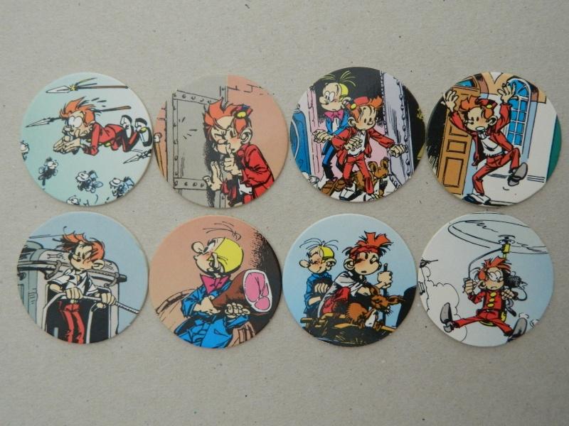 La Petite Collection d'objets du P'tit Spirou, de Spirou et de Marsupilami Dscn7636
