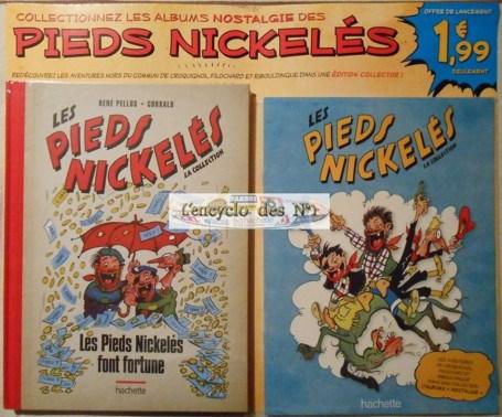 Les Pieds Nickelés en BD chez Hachette Hzpmc110