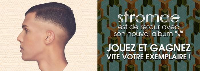 Gagnez un album Racine Carrée de Stromae! Cocnou10