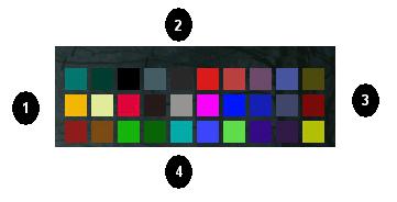 """Leyendas anunciadas automáticamente con símbolos (p.e. """"bolitas"""") o imágenes  Zonas_10"""