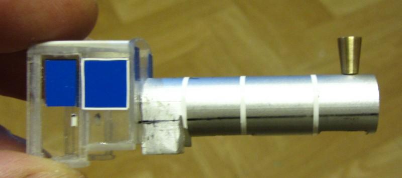 Kp4 der LG in H0e (Littauische Staatsbahn) Kp4-1811