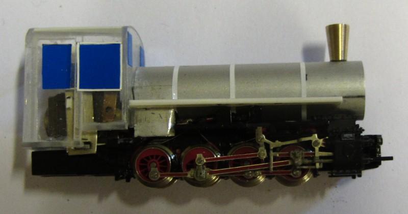 Kp4 der LG in H0e (Littauische Staatsbahn) Kp4-1910