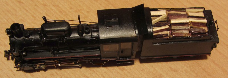 Kp4 der LG in H0e (Littauische Staatsbahn) Kp4-f012