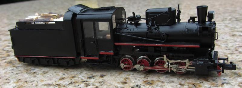 Kp4 der LG in H0e (Littauische Staatsbahn) Kp4-f016
