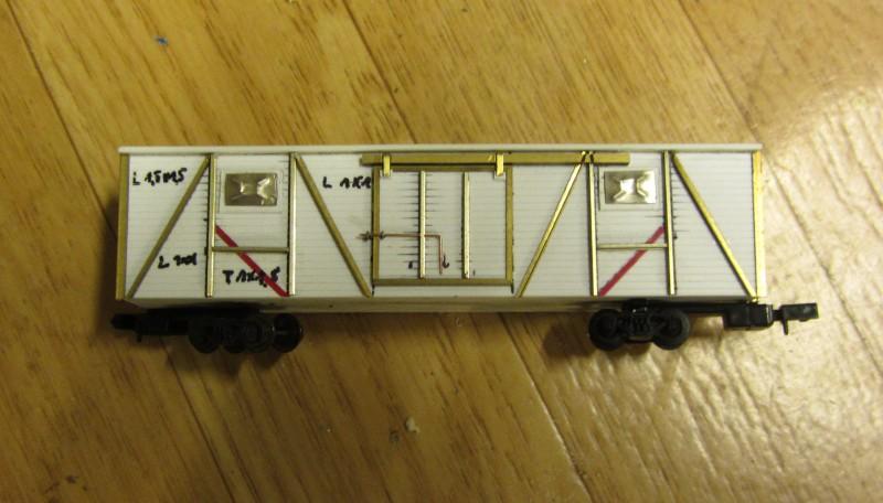 Güterwagen für die LG in H0e Lg-gg113