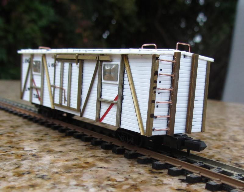 Güterwagen für die LG in H0e Lg-gg116