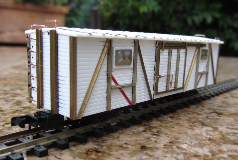 Güterwagen für die LG in H0e Lg-gg117