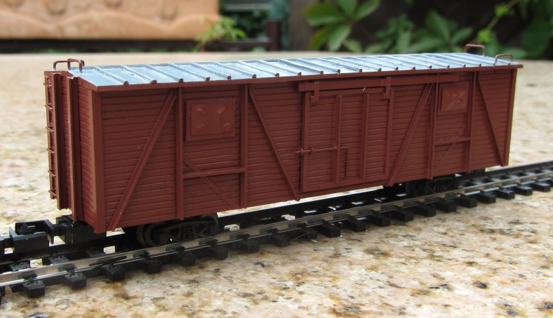 Güterwagen für die LG in H0e Lg-gg119