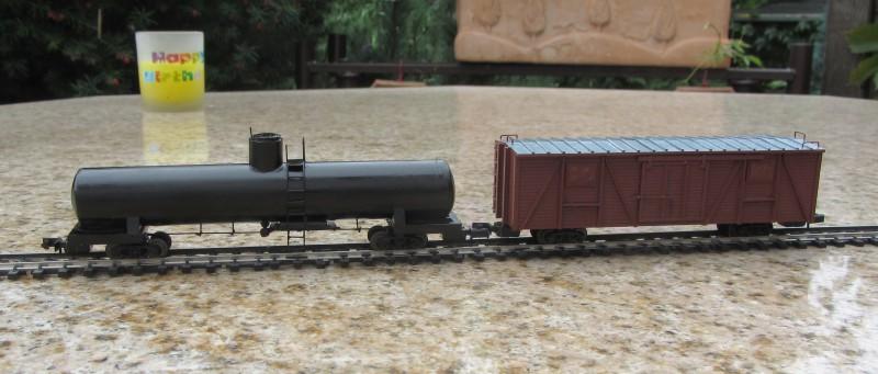 Güterwagen für die LG in H0e Lg-ggk10