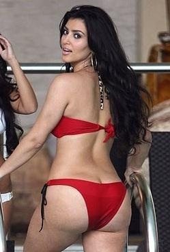 Monica bellucci sexy ass