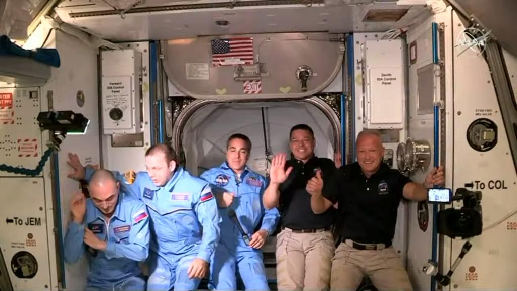 Dragon Manned / Falcon 9 missione umana in partenza dagli USA - Pagina 3 1410