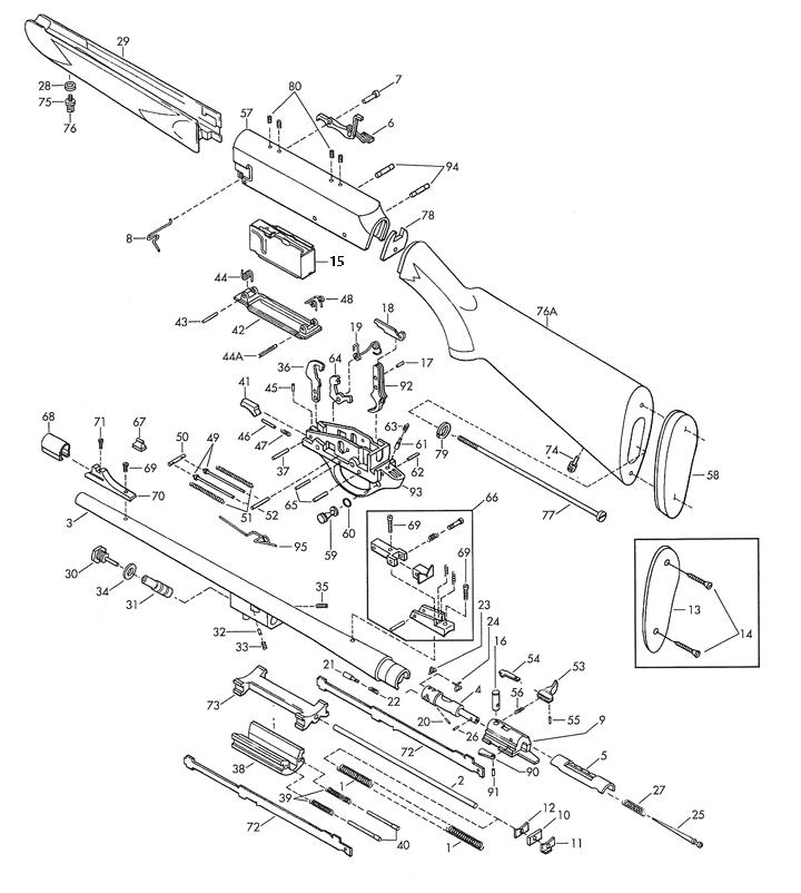 Gros problème sur une carabine semi-automatique Browning  - Page 2 Browni10