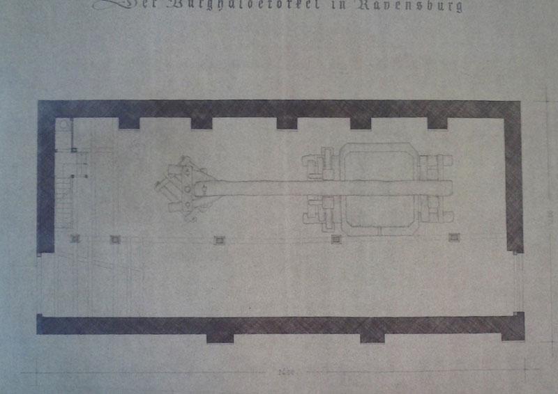 Weinpresse aus dem 16. Jahrhundert - mein erster Planungsversuch  Grundr10