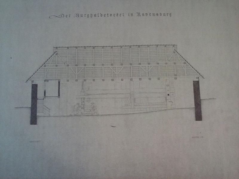 Weinpresse aus dem 16. Jahrhundert - mein erster Planungsversuch  Laengs10
