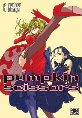 [ANIME/MANGA] Pumpkin Scissors  Couv_113