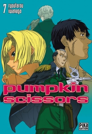[ANIME/MANGA] Pumpkin Scissors  Couv_114