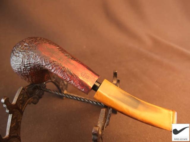 Restauration d'une Dunhill Shell (Diplomat) Dscf4728