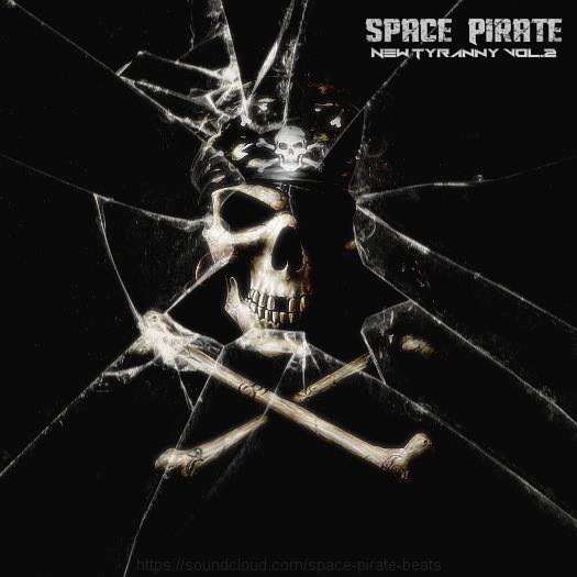 Space Pirate - New Tyranny vol.2 (mixtape) Nt2cov10