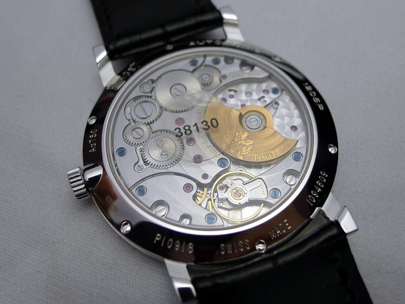 Piaget Altiplano Date Agenev10