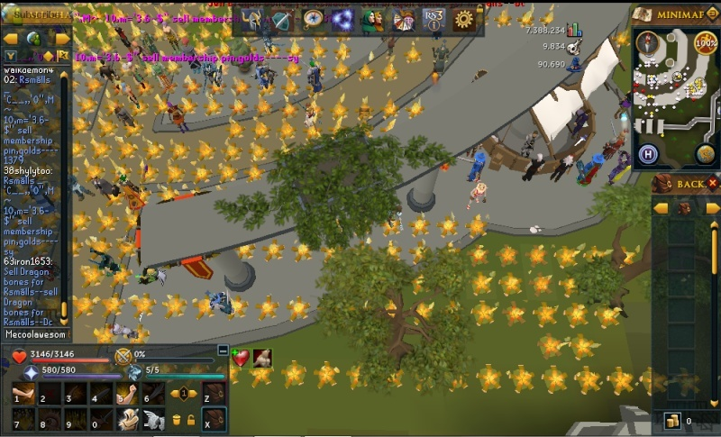 99 Firemaking guide( note: this is a joke) Ge10