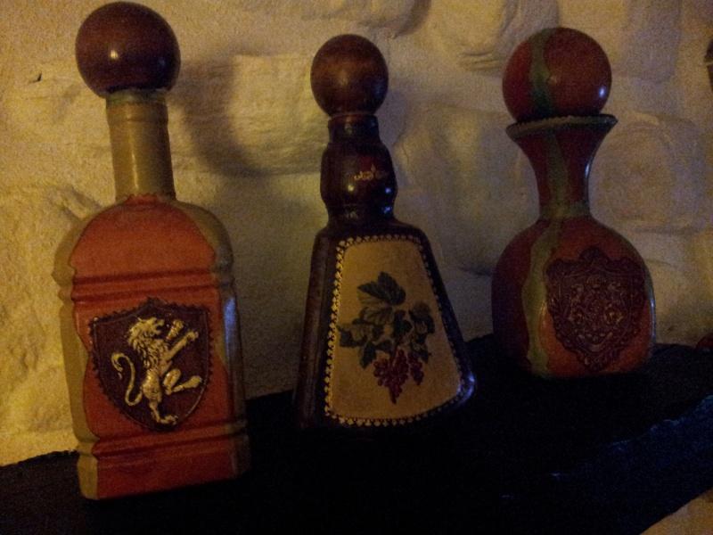 Photos des bouteilles recouverte de cuir 20130711