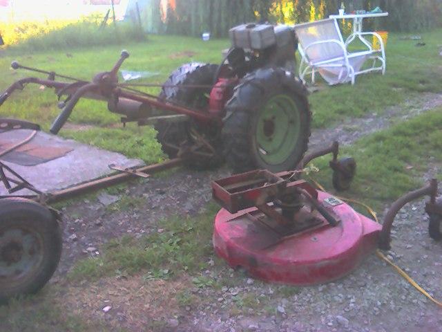 David Bradley 2 wheel pull tractor Snapsh12
