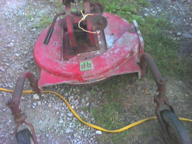 David Bradley 2 wheel pull tractor Snapsh16