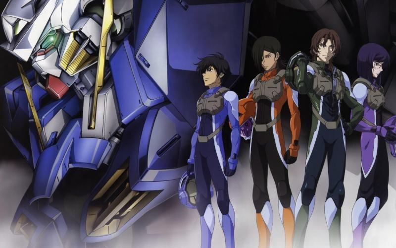 Mobile Suit Gundam 00 Mobile10