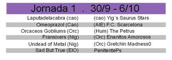 LIGA ASLBB 2013: JORNADA 1 Jornad12