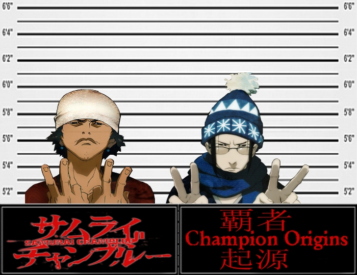 Samurai Champloo: Champion Origins