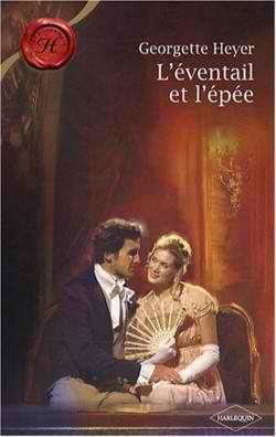 L'éventail et l'épée de Georgette Heyer (édition Harlequin) L-even10