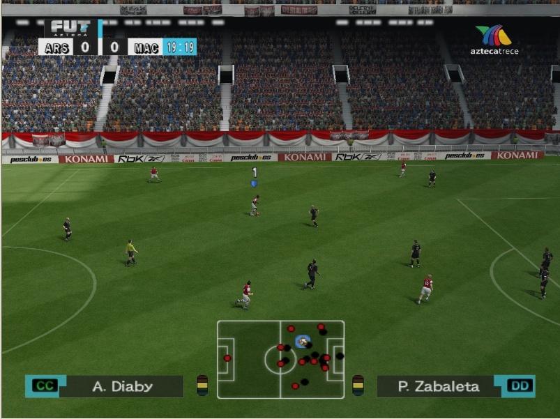 scoreboards by Vigfe | TV Azteca 2013 Previa10