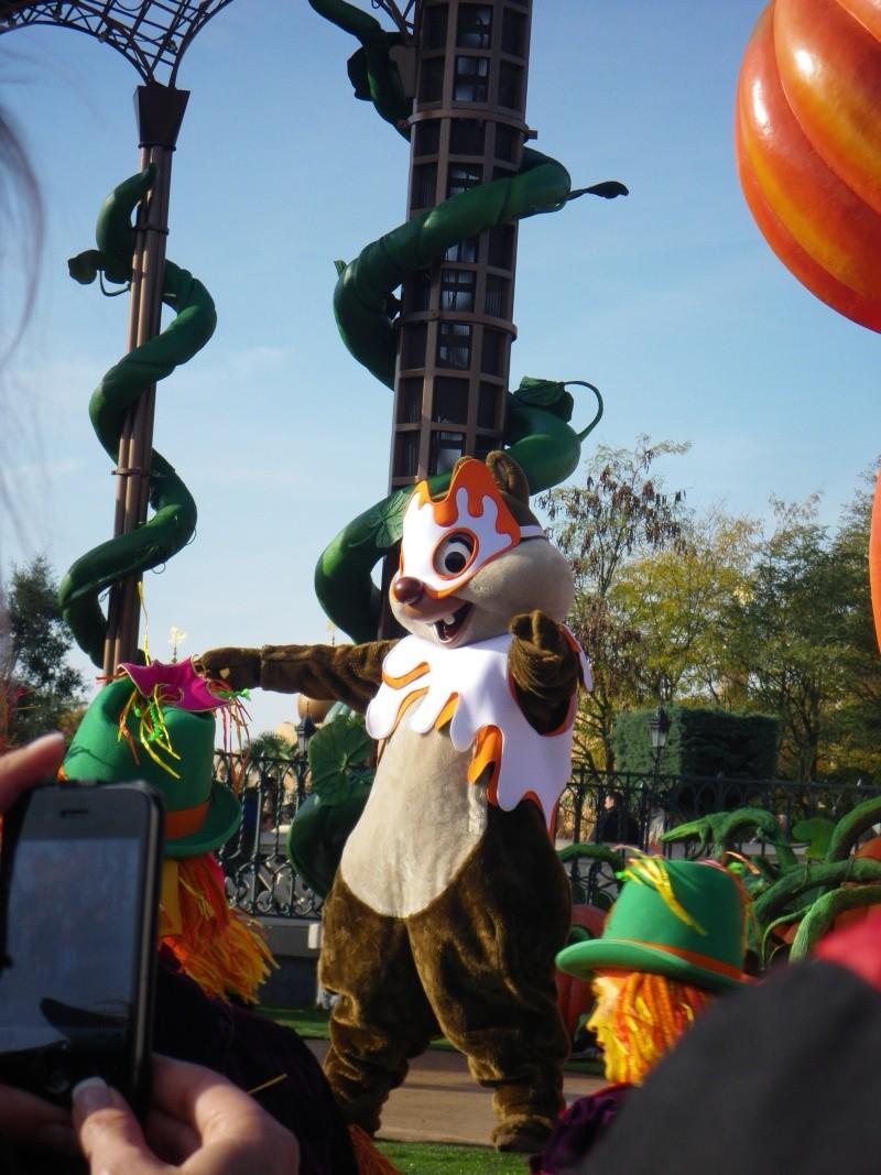 Halloween 2012 à Disneyland Paris Imgp0938