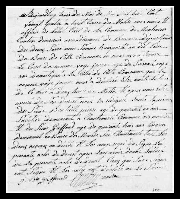 André - Les capitaines de paroisse - Page 2 Acte_d14