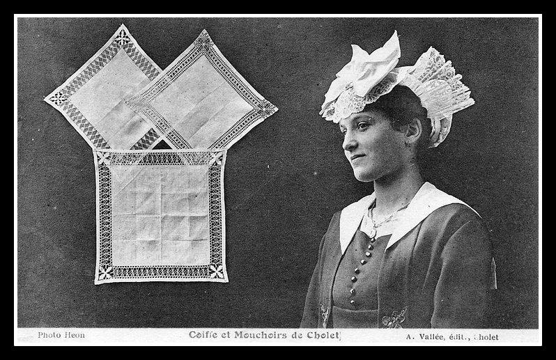 Etude de coiffes et de costumes - Page 2 Cholet10