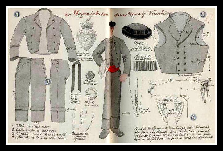 Etude de coiffes et de costumes Costum10