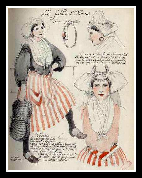 Etude de coiffes et de costumes Les_sa10