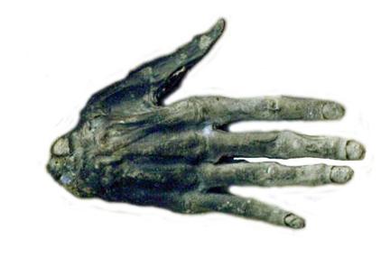 Hand of Glory  Hogg_h10